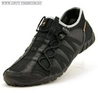 Кроссовки в сетку без шнурков «Bona»